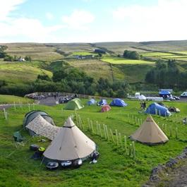Haggs Bank Campsite