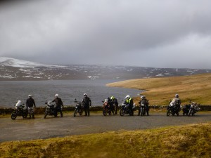 Ride Out to Cow Green Reservoir